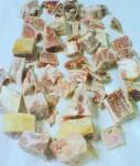 Goat Cubes burnt skin, retail bagged